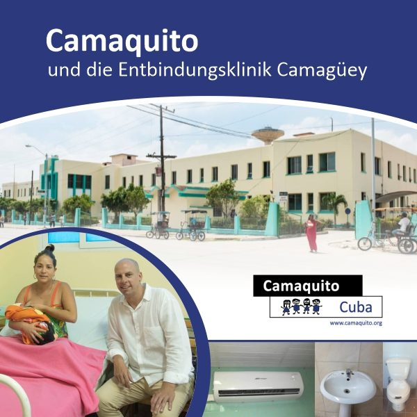 Mark Kuster y Hospital Materno deutsch